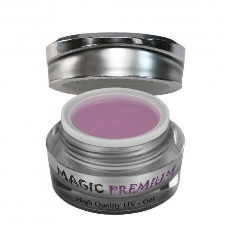 Magic Items premium aufbau - uv gel dick pink