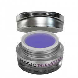 Magic Items premium finish / versiegeler uv gel blue