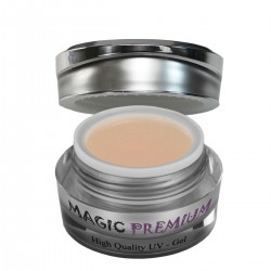 Magic Items premium fiberglas uv-gel fiberglasgel rosa