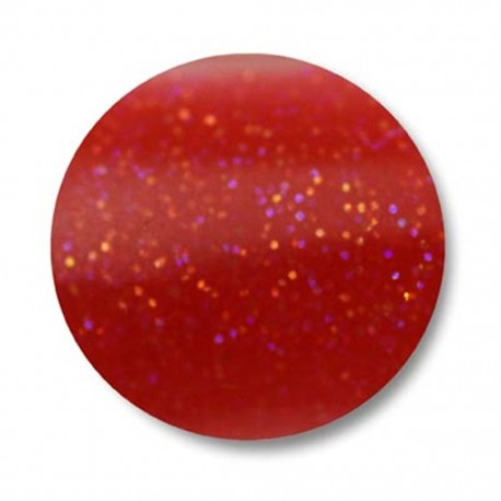 Magic Items Farb-Acry Pulver - rot irisierend Nr. 19