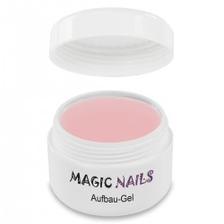 Magic Items basic aufbau uv - gel rosa milchig