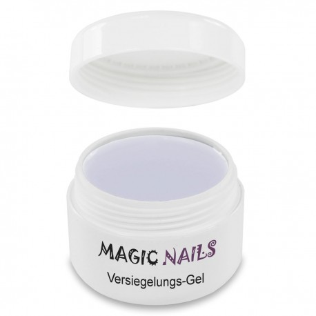 Magic Items basic finish / versiegeler uv gel duenn