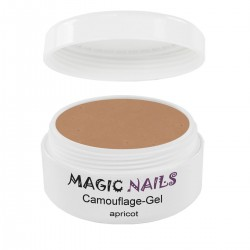 Magic Items Make-up Cover Gel Camouflage apricot