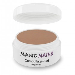 Magic Items Make-up Cover Gel Camouflage beige hell