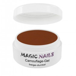 Magic Items Make-up Cover Gel Camouflage beige dunkel