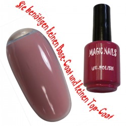 UV Polish Gel Soak Off Gel  Baby Rose