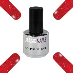 UV Polish Gel Soak Off Gel  Cabernet