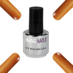 UV Polish Gel Soak Off Gel  Cestnut