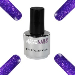 UV Polish Gel Soak Off Gel  Eclipse