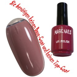 UV Polish Gel Soak Off Gel  Nude