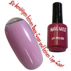 UV Polish Gel Soak Off Gel  Pink-Smoothie