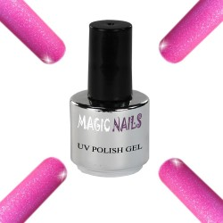 UV Polish Gel Soak Off Gel  Pretty Pink