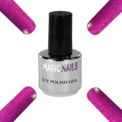 UV Polish Gel Soak Off Gel  Scarlet