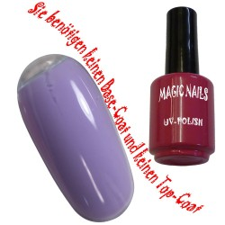 UV Polish Gel Soak Off Gel  Whisper