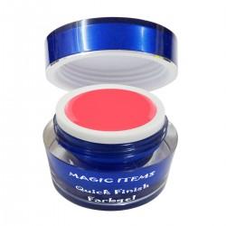 Supreme glossy Farbgel coral pink 5ml