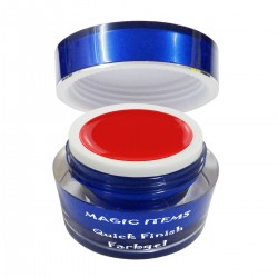 Magic Nails Supreme glossy Farbgel light red 5ml