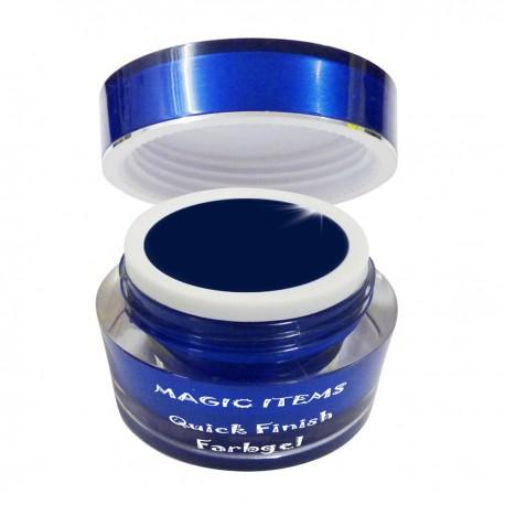 Supreme glossy Farbgel navy blue 5ml
