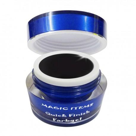 Supreme glossy Farbgel night blue 5ml