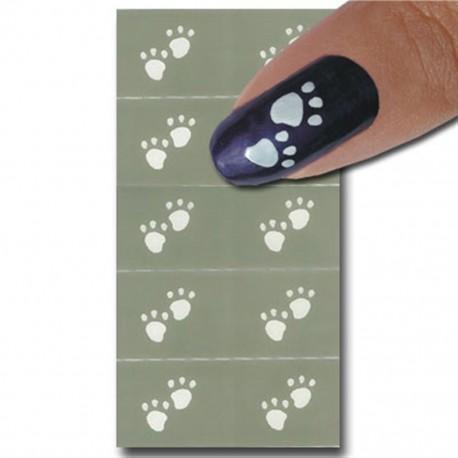 Smart Nails Nagellack Schablone 02
