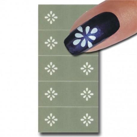 Smart Nails Nagellack Schablone 13