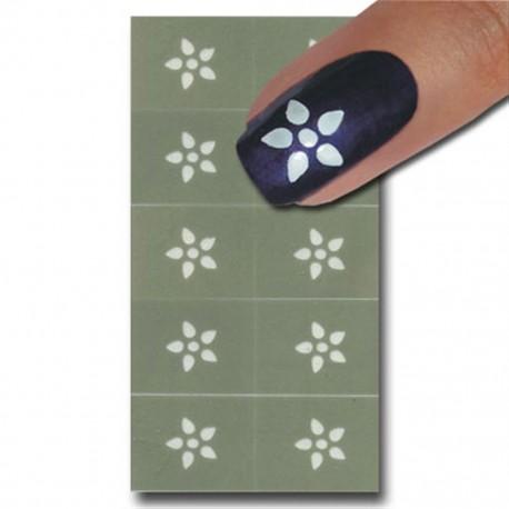 Smart Nails Nagellack Schablone 14