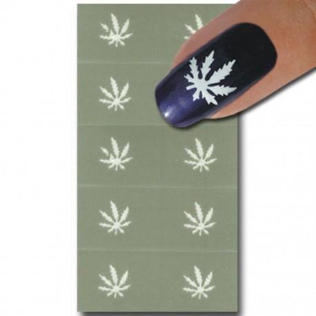 Smart Nails Nagellack Schablone 23