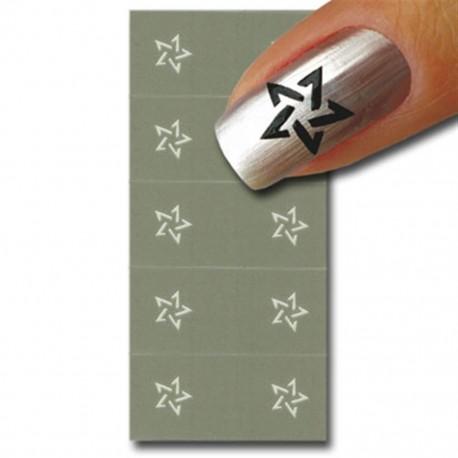Smart Nails Nagellack Schablone 31