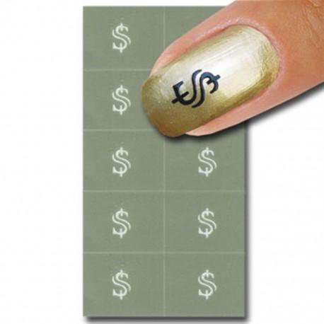 Smart Nails Nagellack Schablone 35