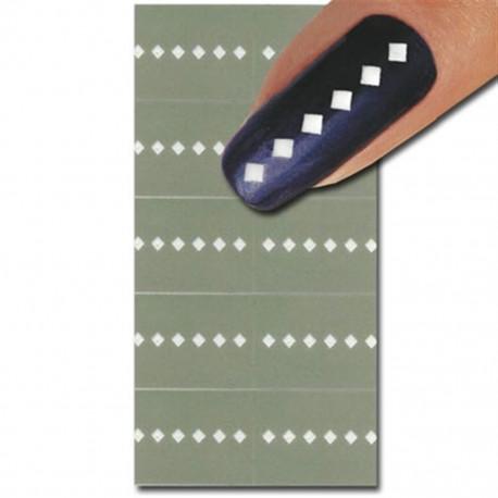 Smart Nails Nagellack Schablone 37