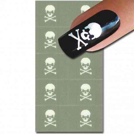 Smart Nails Nagellack Schablone 41