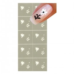 Smart Nails Nagellack Schablone NDS0002