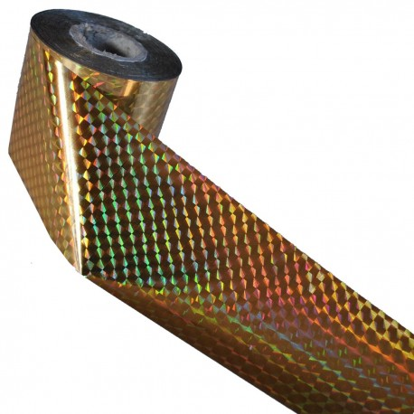 Magic Items Transferfolie 53-gold-curl