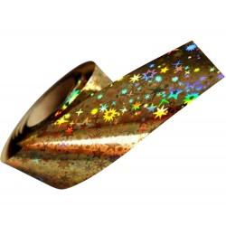Magic Items Transferfolie gold-starburst