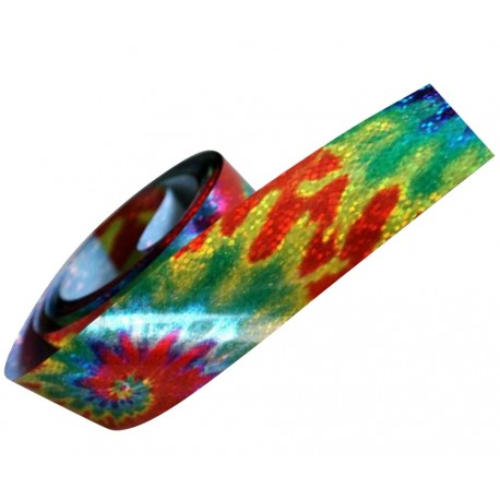 Magic Items Transferfolie tie-dye-surprise