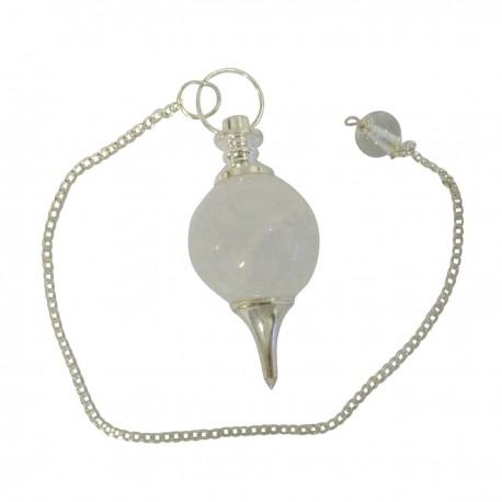Pendel Edelstein-Kugel bergkristall