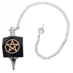 Pendel Pentagram Onyx
