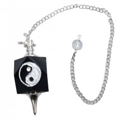 Pendel Yin Yang Onyx