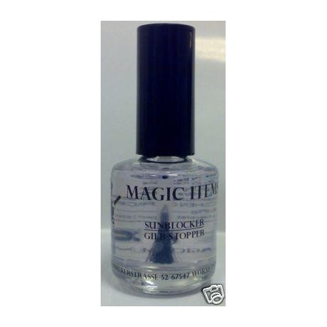 Magic Nails Sun Blocker