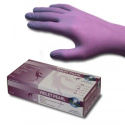 handschuhe lila