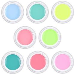 "STUDIOMAX Pastell Farbgel-Set ""Macaron-Edition"""